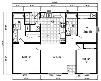 House Plans and Home Designs FREE » Blog Archive » SIMPLE HOME FLOOR