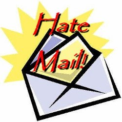 hate mail