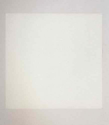 "Tom Friedman, ""1,000 Hours of Staring,"" Stare on paper (1992-97)"