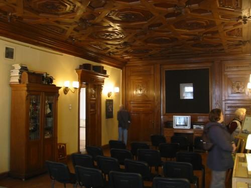 420 St Petersburg - Nabokov Museum - Library