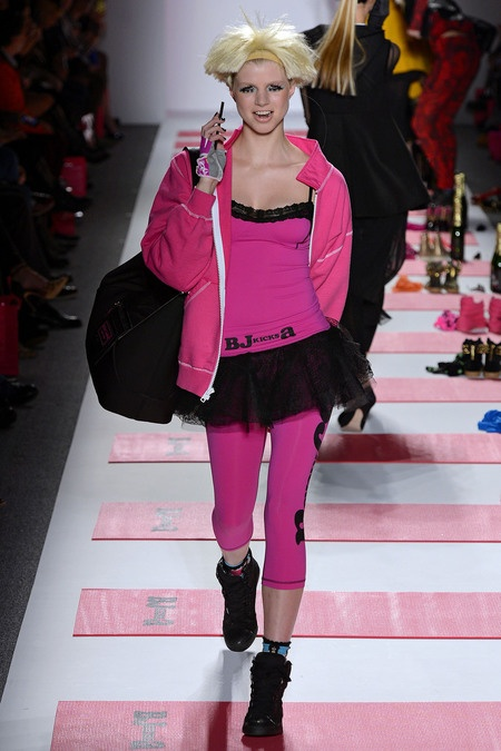 Betsey Johnson Fall 13