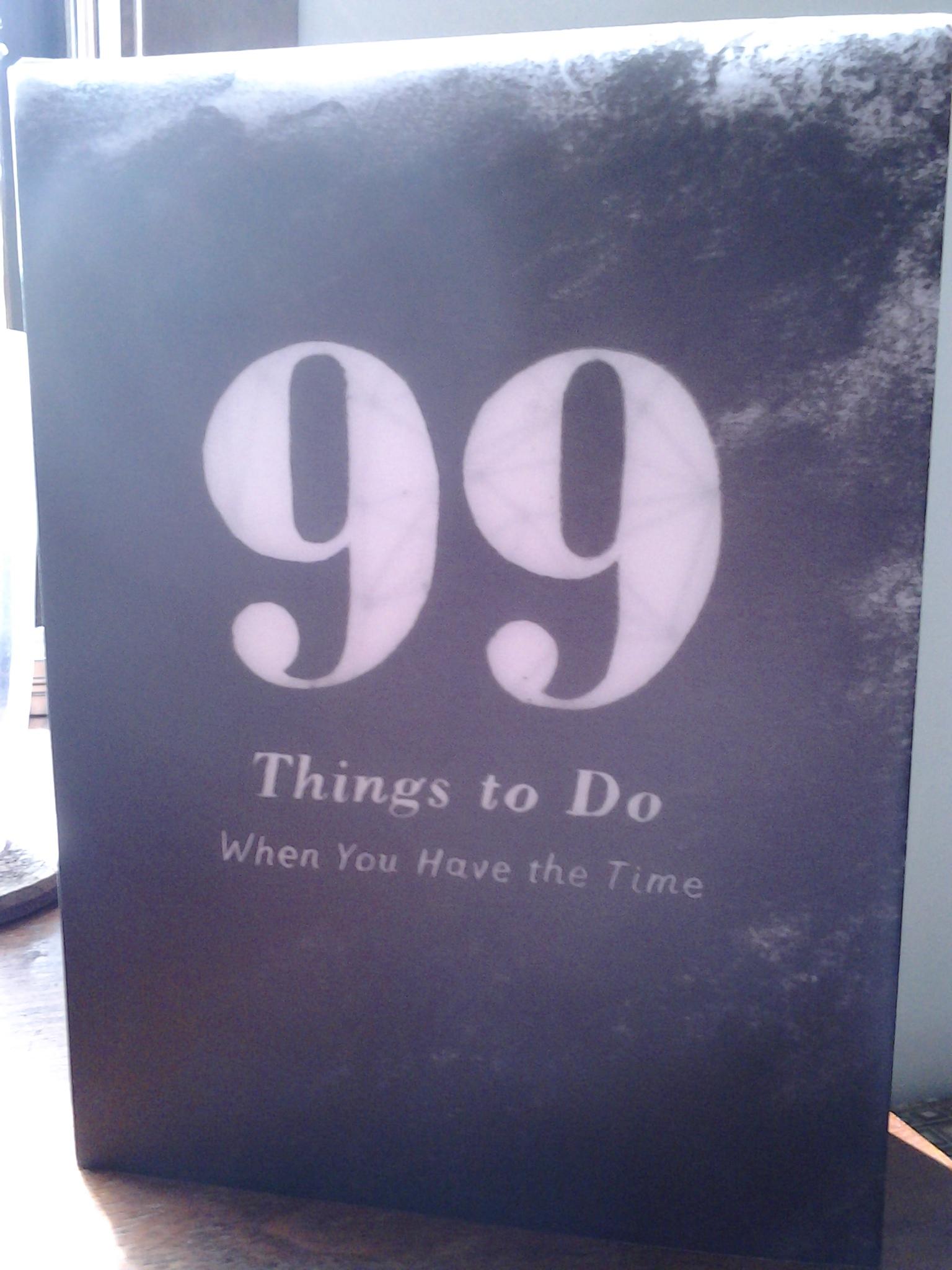 99 Things 01