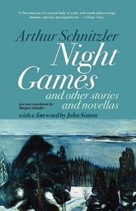 Night-Games-Schnitzler-Arthur-9781566635066