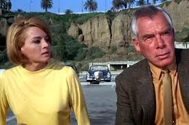 Echenoz co-opts entire scenes from Point Blank, starring Lee Marvin and Angie Dickinson