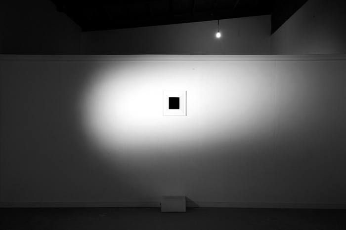 """The Void Piece,"" William Pope.L, Photo: Joshua White"