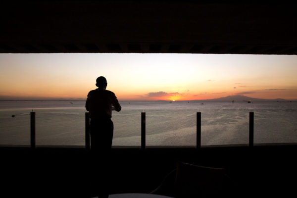 Obama-Sunset